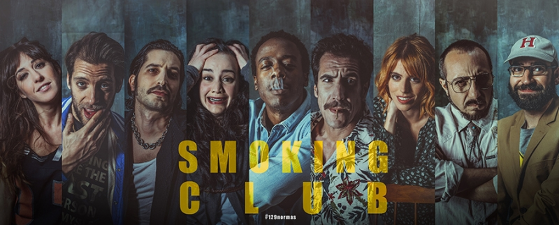 Smoking Club (129normas)