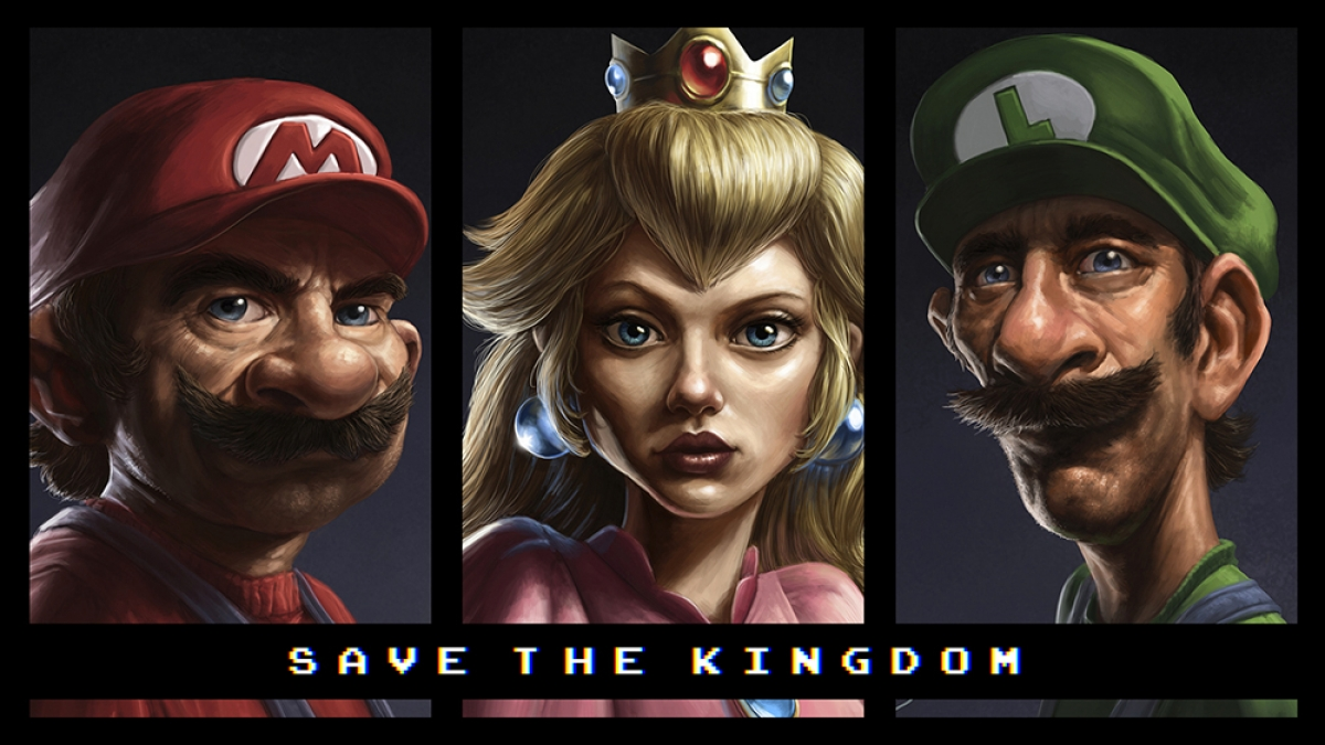 Save the Kingdom