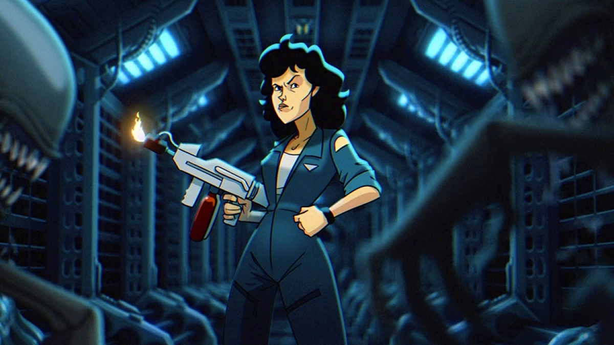 Ellen Ripley - Tribute []animation